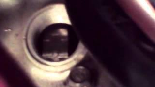 GL1100 timing belts change part 2