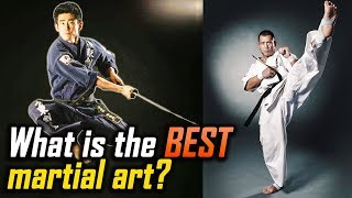 Which is the Best Martial Art? Truth behind Martial Art vs Martial Art Debate