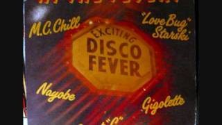Starski, Live At The Fever - Lovebug Starski