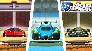 How To Choose The Perfect Car In Rocket League