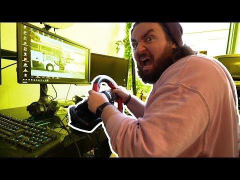 FERNBUS FAHREN MIT LENKRAD! & MEGA 3DS VERLOSUNG!