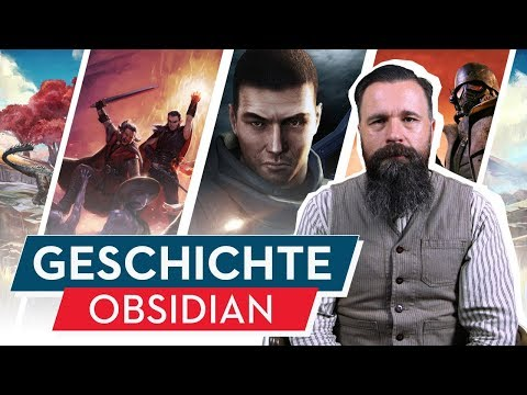 Obsidian Entertainment: Von Fallout bis The Outer Worlds | Geschichte