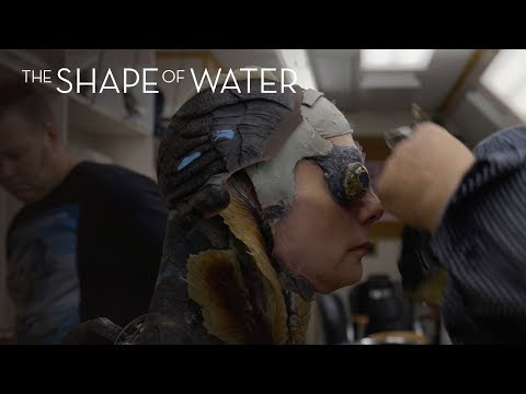 The Shape of Water Behind the Scenes 'Makeup Timelapse'