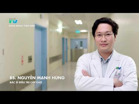 Khoa Ngoại Thần kinh – Bệnh viện FV