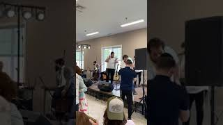 "Yosef Chaim Eisenstein singing ""Aderaba"" 