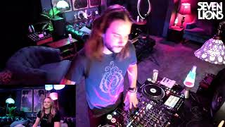Seven Lions - Live @ Freesol Friday Mix #1 2020