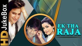 Ek Tha Raja 1996  Full Video Songs Jukebox  Sunil Shetty Saif Ali Khan Neelam Aditya Pancholi