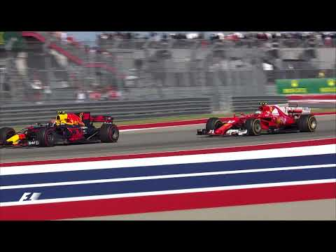 Verstappen's Last-Lap Pass Of Raikkonen: All The Angles