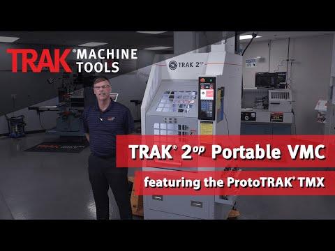 TRAK 2op Portable VMC Overview