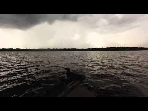 Fishing Lake Vermilion Minnesota