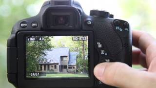 Exposure Bracketing (AEB) for better HDR with Canon DSLRs