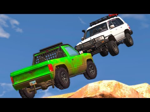 OFFROAD CRASHES & FAILS #9 - BeamNG Drive | CRASHdriven