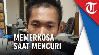 Pria di Palembang Mencuri dan Berusaha Memerkosa Pemilik Rumah