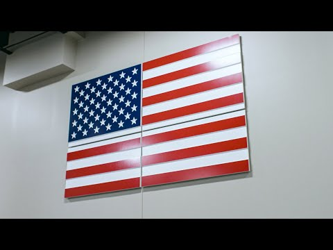 ShopSabre – American Flag Project with IS Series 408 Routervideo thumb