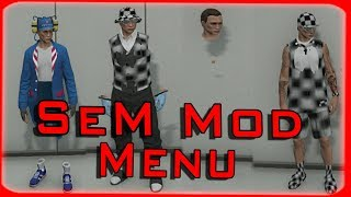 Trajes Modder Sem Mod Menu - GTA 5 Xbox 360 e PS3 - Marcos PlayPB