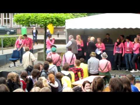 LSD Elzendaalcollege Boxmeer - opening Oktoberfest