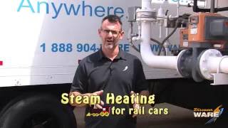 Heating Railcars with Steam - Steam Culture