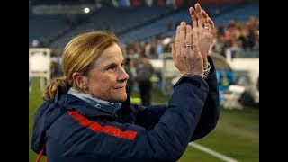 "Jill Ellis : ""Every business should have something like this"""