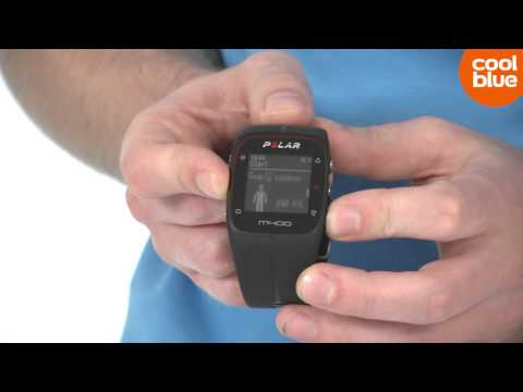 Polar M400 activiteitstracker productvideo (NL/BE)