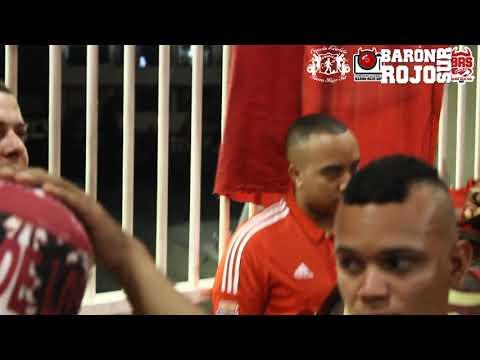 """América vs cali 8 de septiembre de 2019 BARÓN ROJO SUR"" Barra: Baron Rojo Sur • Club: América de Cáli"