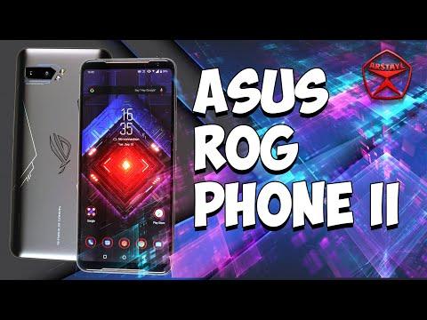 Лучший в мире игровой смартфон! ASUS ROG Phone II / Арстайл /