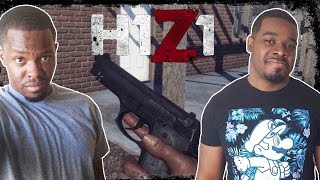 BOOTY JIGGLE ACTION!! - H1Z1 Battle Royale Gameplay