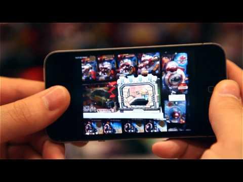 Video of Augmentron AR