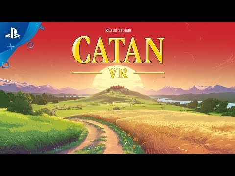 Catan VR Brings the Tabletop Classic to PS VR Tomorrow