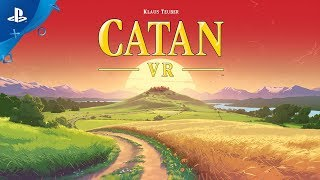 Catan VR - Launch Trailer   PS VR