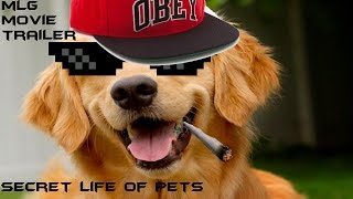 MLG Movie Trailer |The Secret Life Of MLG Pets