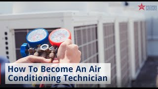 How to Become an Air Conditioning Engineer (Technician)