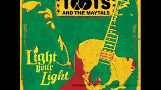 Toots and The Maytals - Walk With Love