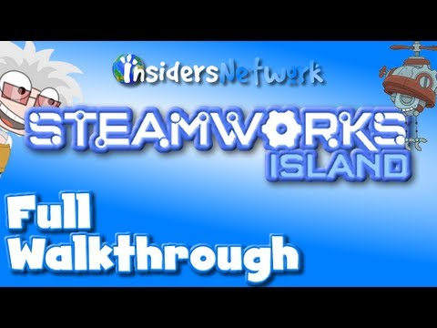 Download ★ Poptropica: Steamworks Full Walkthrough ★ Mp4 HD Video and MP3