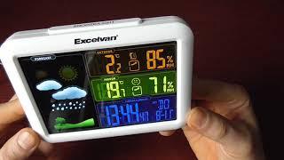метеостанция PT7002W с AliExpress за  $20.