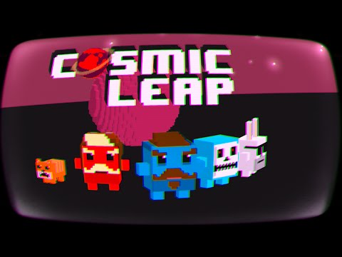 Cosmic Leap Steam Trailer thumbnail