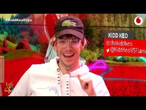 "Kidd Keo: ""Lo que digo ya está supercensurado"" #KiddKeoEnyu"