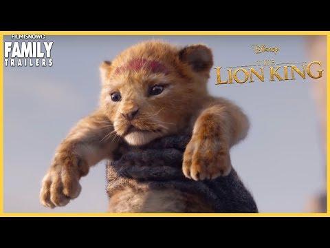 The Lion King 2019 First Look Trailer Beyoncé Live Action Disney