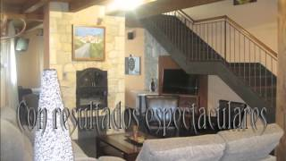Amueblamiento y reforma de casa rural en Pinilla de los Barruecos