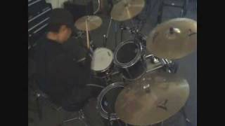 32 Leaves Endless Shadow Drum Cover