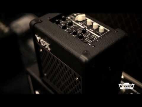 Vox MINI5-RMIV Rhythm Modeling Guitar Amplifier