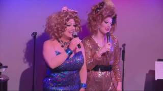 Gina Tonic & Vicky Boofont Sing Every Broadway Duet