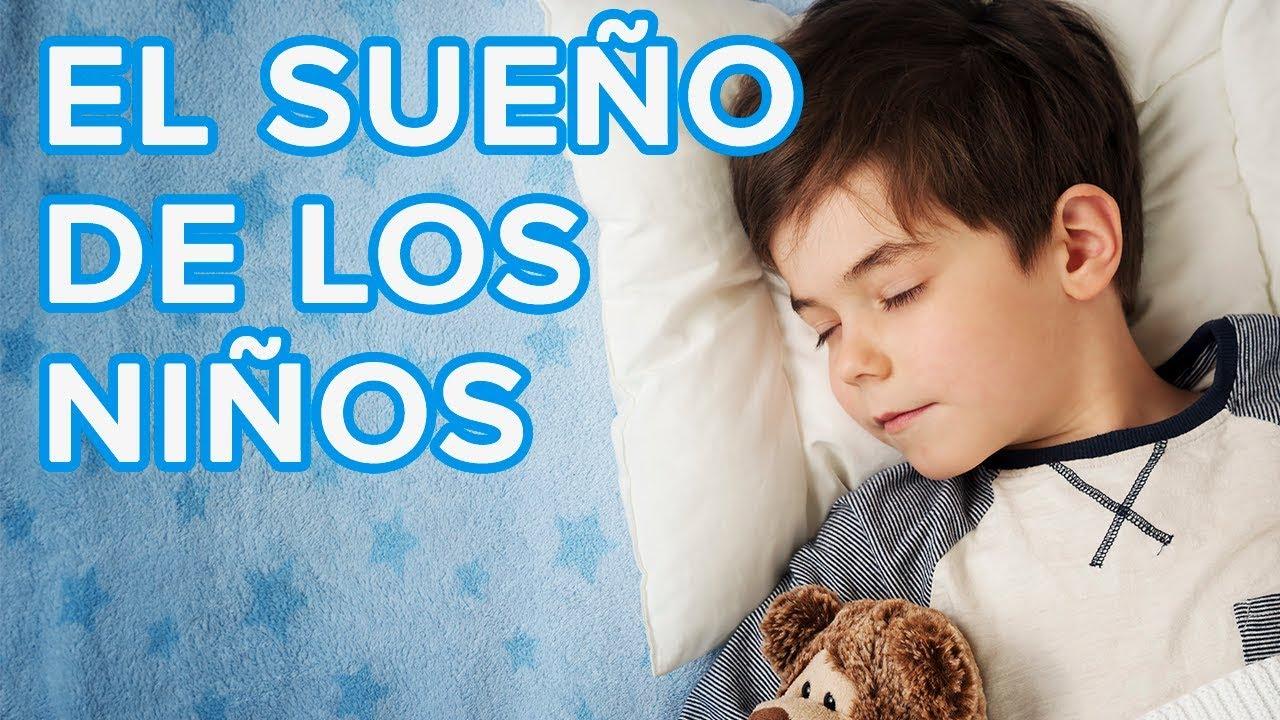 El sueño de los niños | Lo que debes saber para que tus hijos descansen bien ????