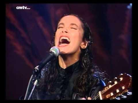 Sandra Mihanovich video Falta poco tiempo - CM Vivo 1997