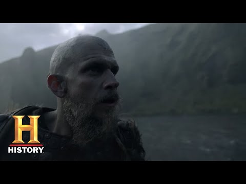 Vikings Season 5 Clip 'Floki Reaches Land'