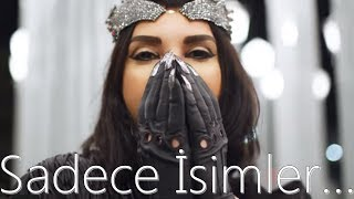 Türkçe Şarkılar Sadece İsimlerinden Oluşsaydılar...