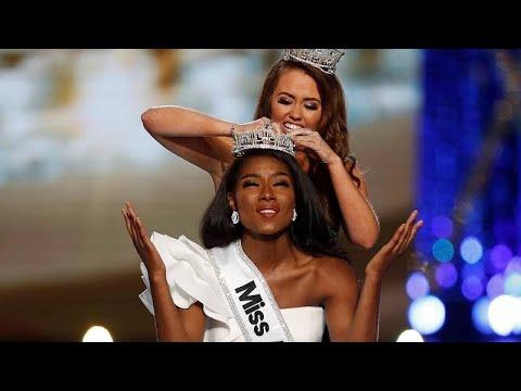Στη Νία Φράνκλιν ο τίτλος της Μις Αμερική