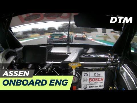 DTM Assen 2019 - Philipp Eng (BMW M4 DTM) - RE-LIVE Onboard (Race 2)