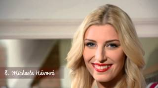 Michaela Havova Contestant Czech Miss 2016 Introduction