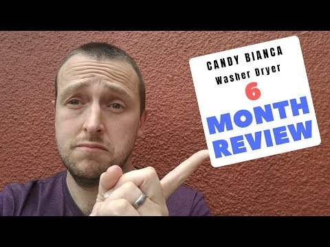 Candy Bianca best washer and dryer combo ifa 2018 – 6 month review
