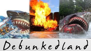 Debunkedland: The Controversies of Jaws: The Ride